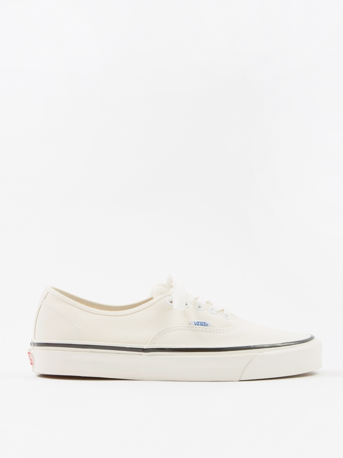Vans Authentic 44 DX - (Anaheim Factory) Classic White (Image 1)