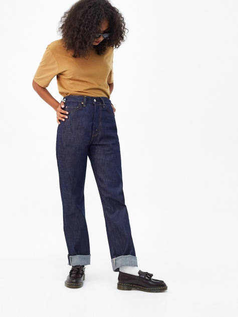 Levis Vintage Clothing 1950's 701 Jean - Rigid