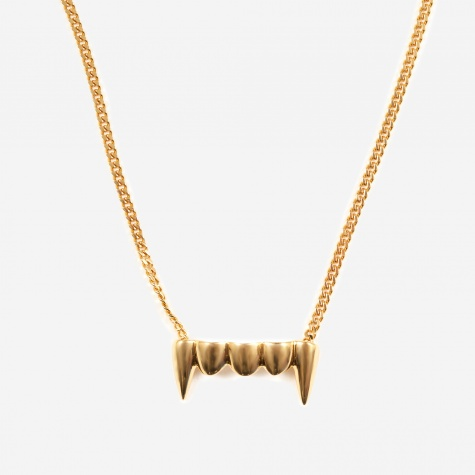PAM Perks And Mini Original Fang Necklace - Gold