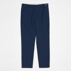 Wood Wood Tristan Trouser - Navy