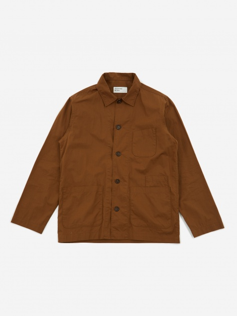 Bakers Overshirt - Khaki