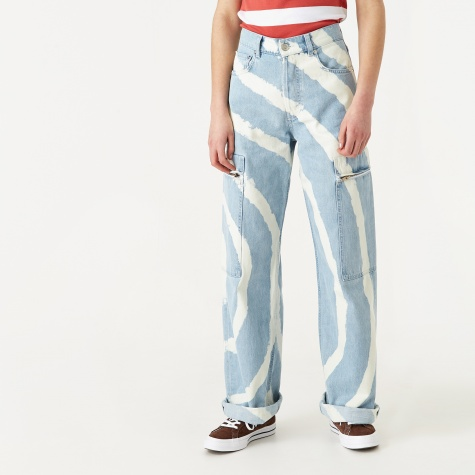 Blackstone Jean - Bleach Tie-Dye