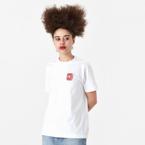 Wright T-Shirt - Bright White