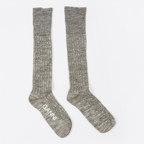 Classon Knitted Sock - Kalamata