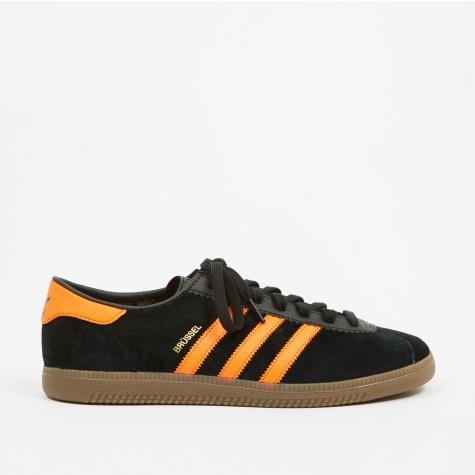 Brussels - Black/Orange/Gold