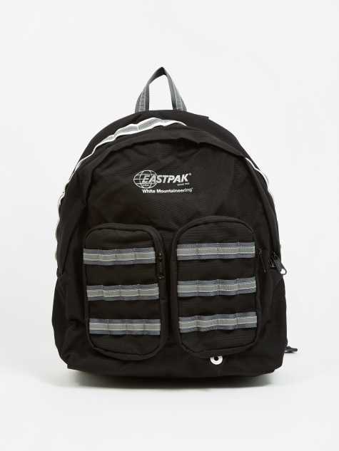 x White Mountaineering XL Backpack - WM Black