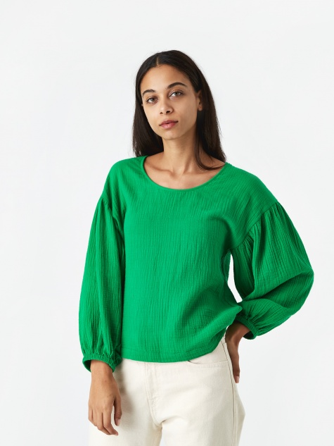 Floki Top - Green