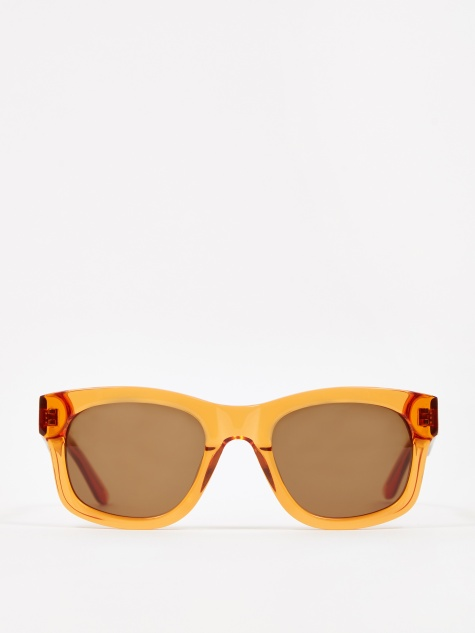 Bibi Sunglasses - Maple Syrup