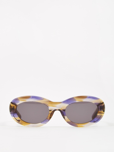 Courtney Sunglasses - Lava Lamp