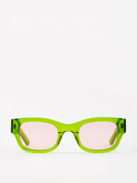 Lubna Sunglasses - Gremlin Green