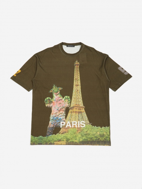 Paris T-Shirt - Khaki