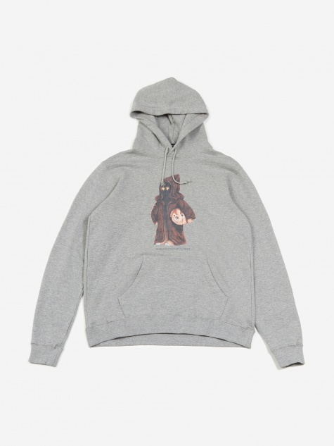 JohnUNDERCOVER Hooded Sweatshirt JUW4803-2 - Grey
