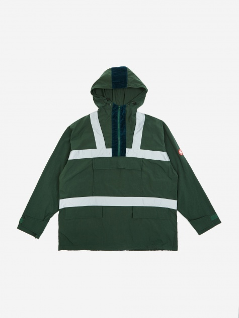 C.E Cav Empt Carrier Pullover Jacket - Green
