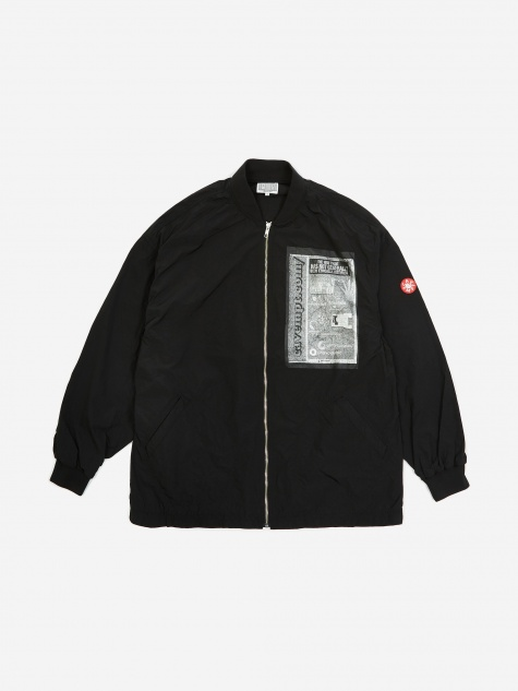C.E Cav Empt Unavoidable Zip Jacket - Black