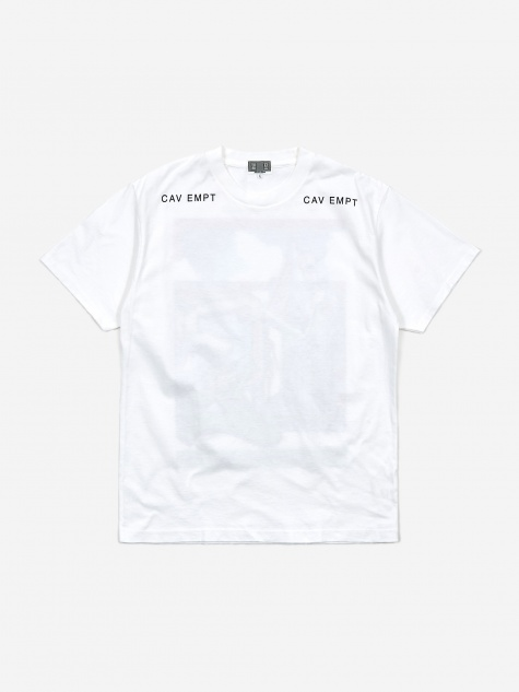 C.E Cav Empt MD Metaphor T-Shirt - White