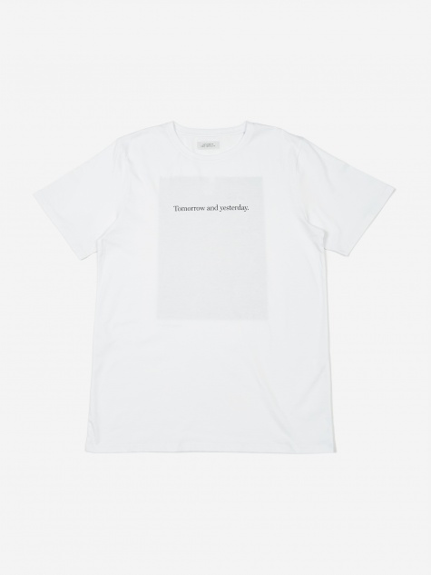 Tomorrow T-Shirt - White