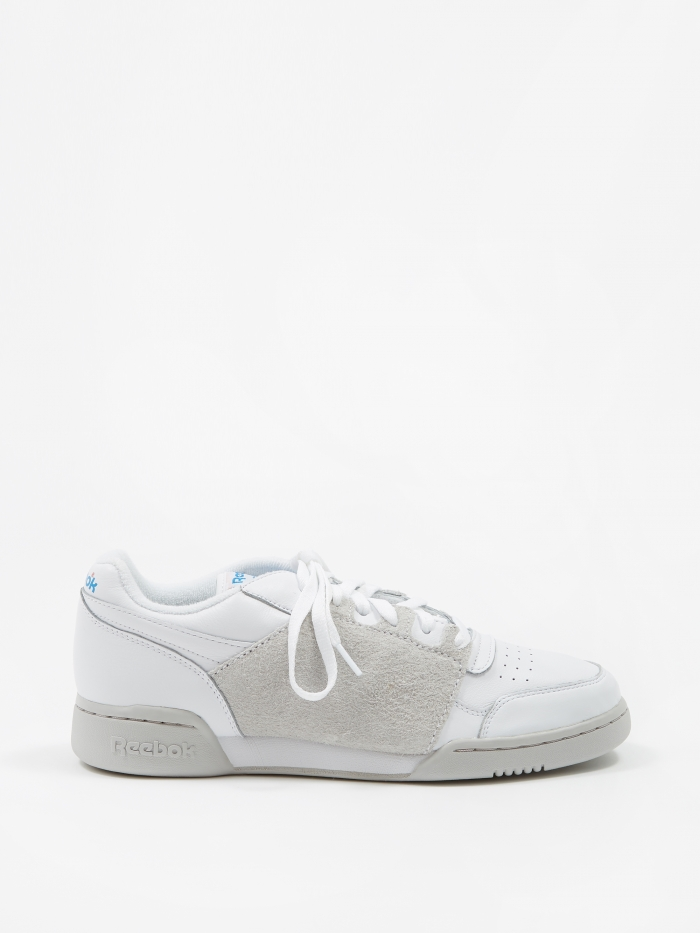 X Nepenthes Work Out Plus   White by Reebok