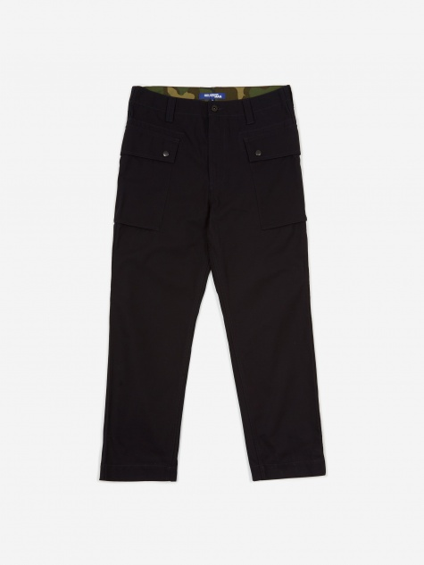 Junya Wantanabe MAN Pocket Trouser - Black