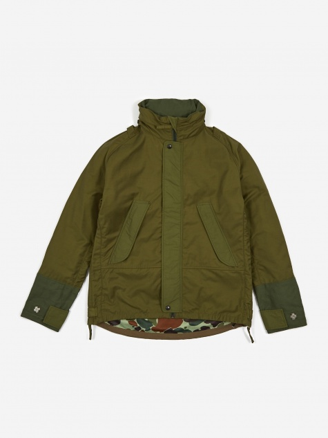 Junya Wantanabe MAN Water Repellent Jacket - Khaki