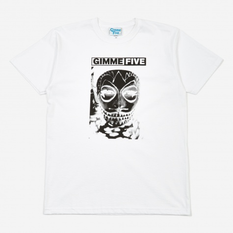 Mask T-Shirt - White