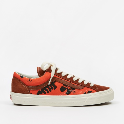 VansVault x Modernica Style 36 LX - Leather Brown/Palm