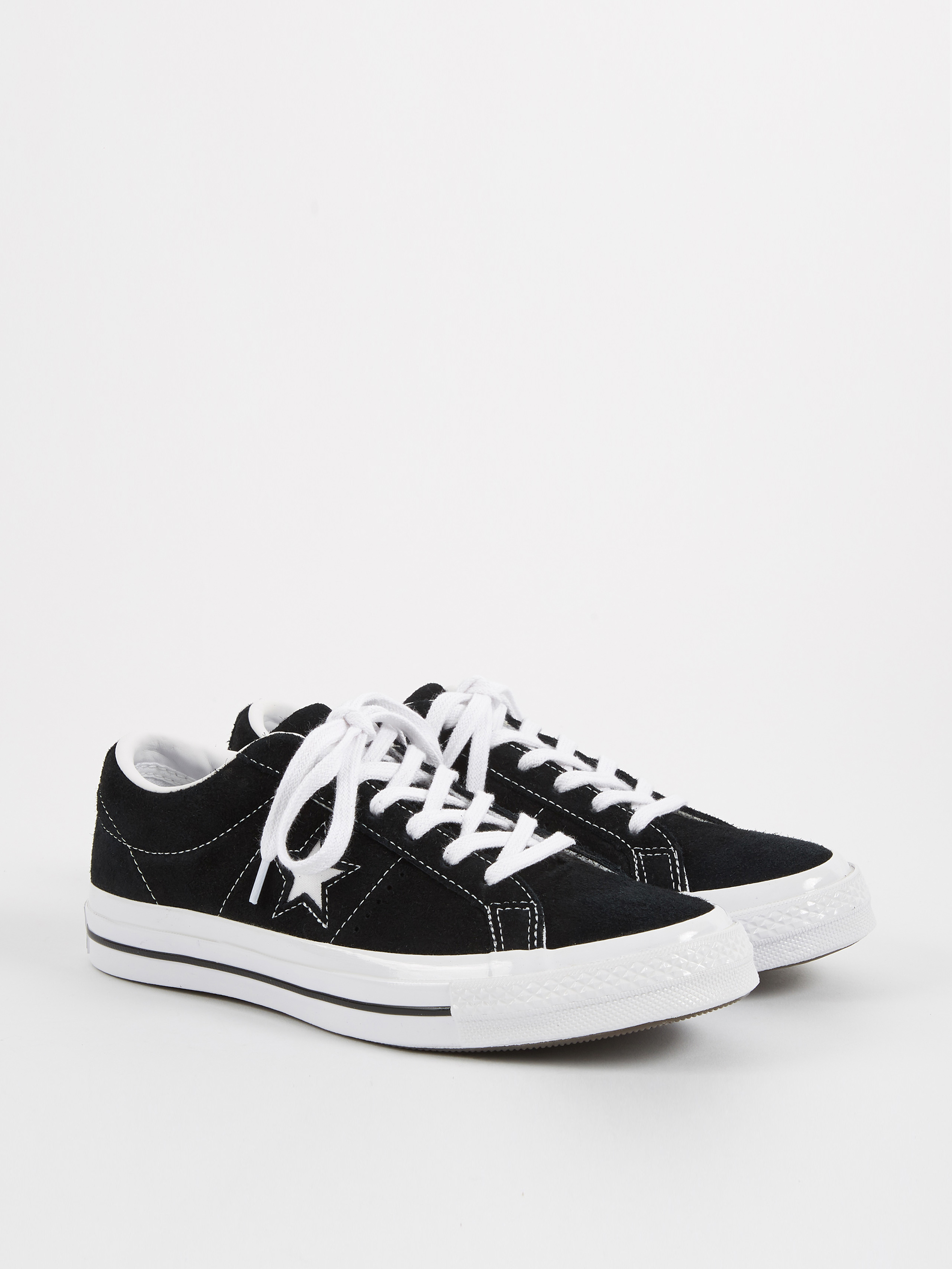 d6bad2f63286 Converse One Star Ox - Black White