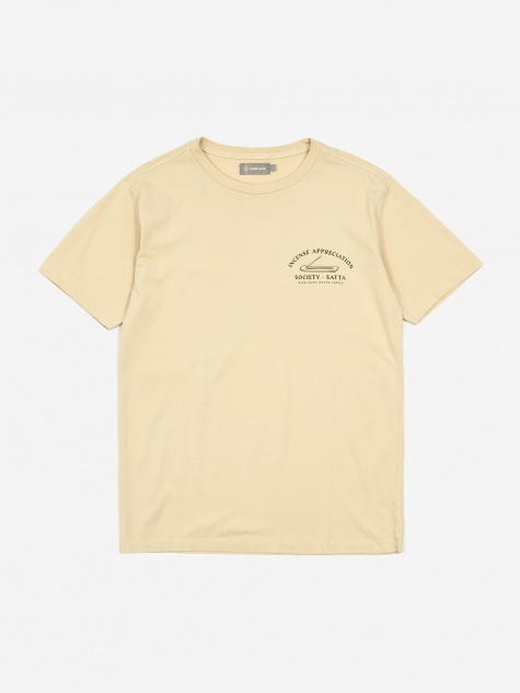 Incense Appreciation T-Shirt - Calico