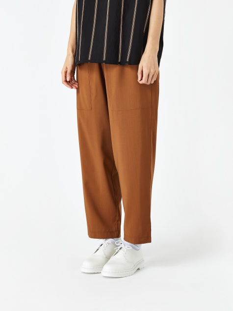 Gonghi Trouser - Biscuit
