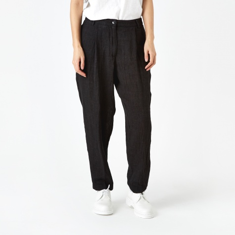 Garbo Trouser - Charcoal