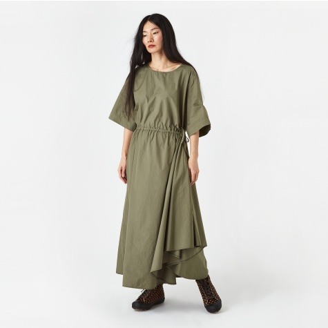 Adelaide Dress - Army