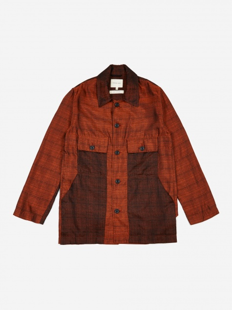 Shirt Jacket - Orange