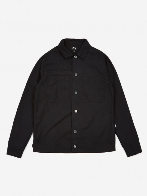 Ranch Longsleeve Shirt - Black
