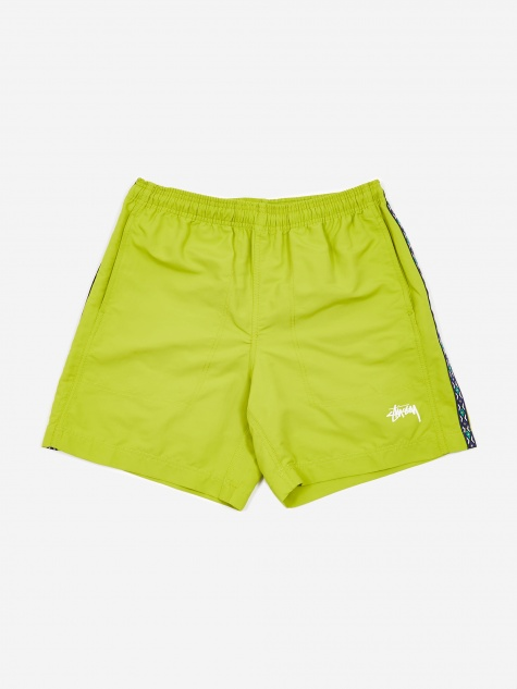Taping Nylon Short - Lime
