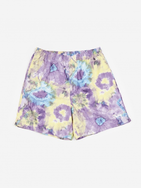 Tie-Dye Water Short - Multi