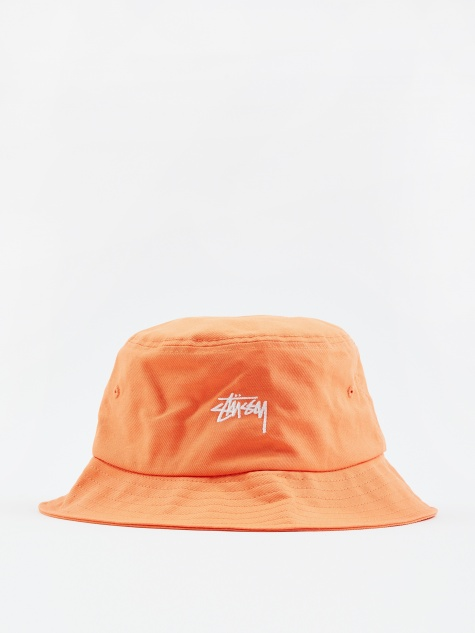 Stock Bucket Hat - Peach