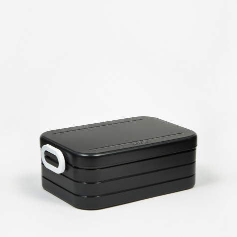 - Take A Break Lunchbox Small - Black