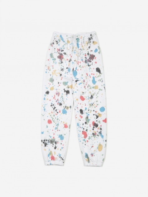 Splatter Dye Sweat Pant - Splatter