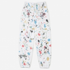 Brain Dead Splatter Dye Sweat Pant - Splatter