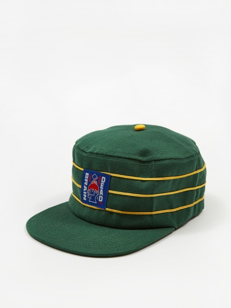 Pill Box Hat - Green