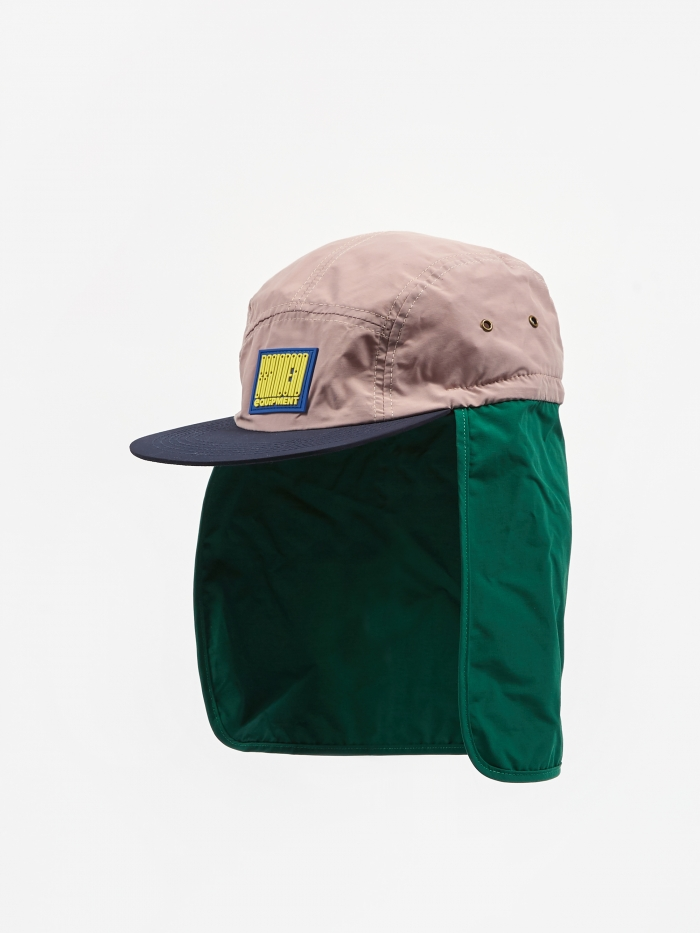 Brain Dead Safari Hat - Multi-Material (Image 1)