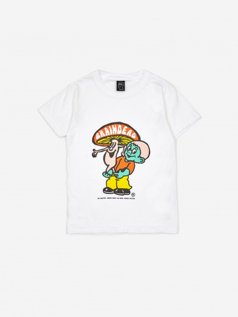 Nevermind Kids T-Shirt - White