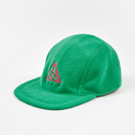 0bdd5bdd78b ACG Fleece Cap - Lucid Green Rush Pink