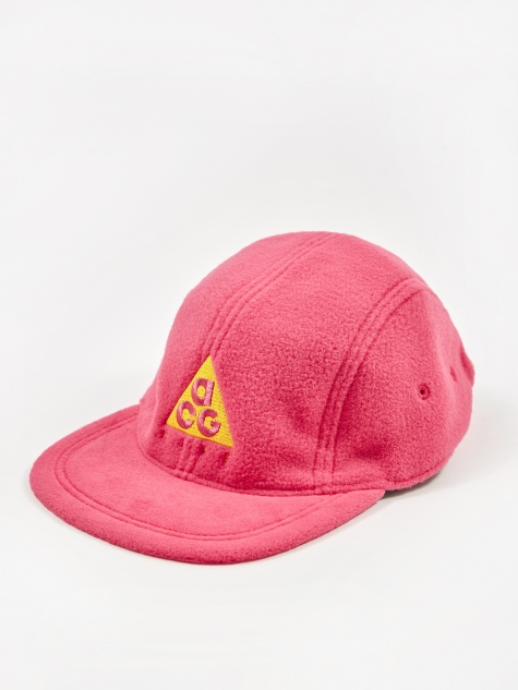 ACG Fleece Cap - Rush Pink/Opti Yellow