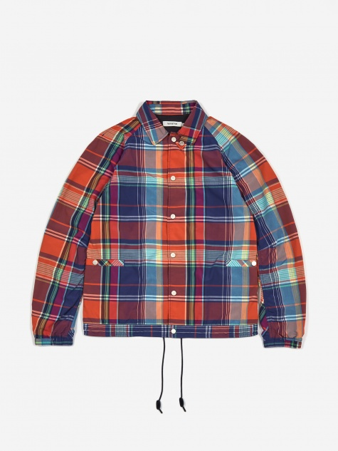 Educator Jacket - Red/Navy