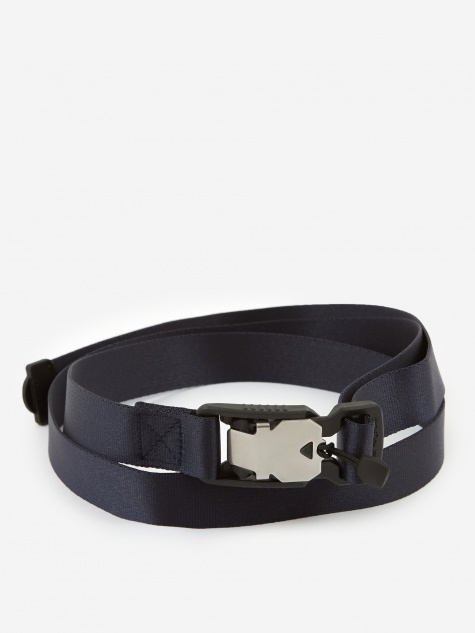 Alpinist Tape Belt - Navy
