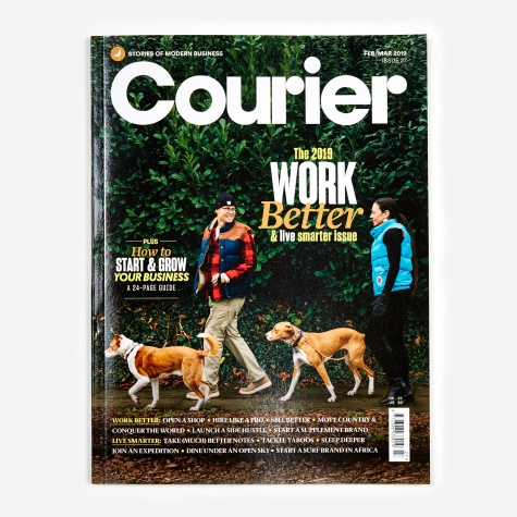 Courier Magazine - Issue 27