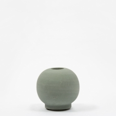 House Doctor Mini Bobbles Vase - Dusty Green