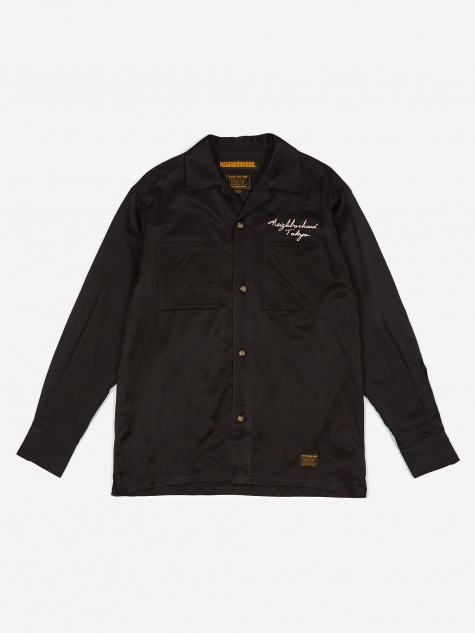 Mil-Souvenir / RC-Shirt - Black