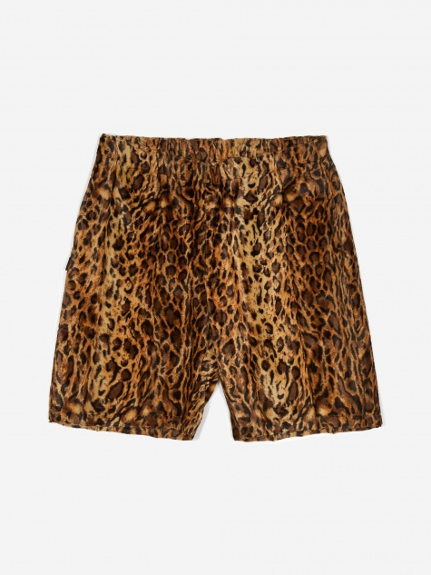 Fur / R-ST Short - Leopard