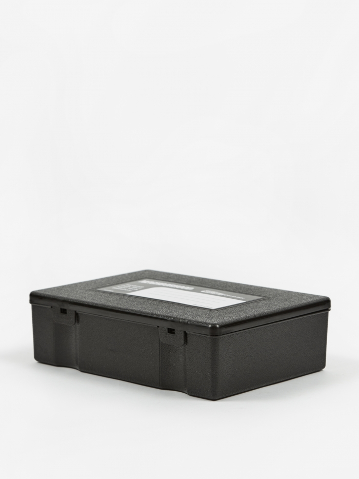 Neighborhood ID. Storage  / P-Container Set - Black (Image 1)